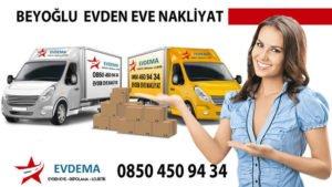 Beyoğlu Evden Eve Nakliyat