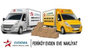 Feriköy Evden Eve Nakliyat