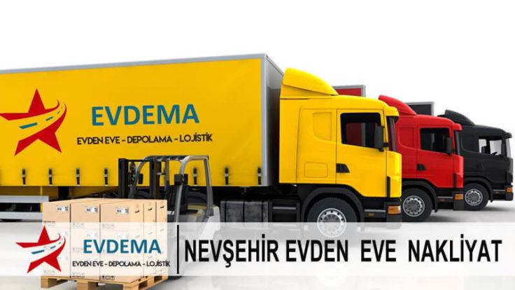 Nevşehir Evden Eve Nakliyat