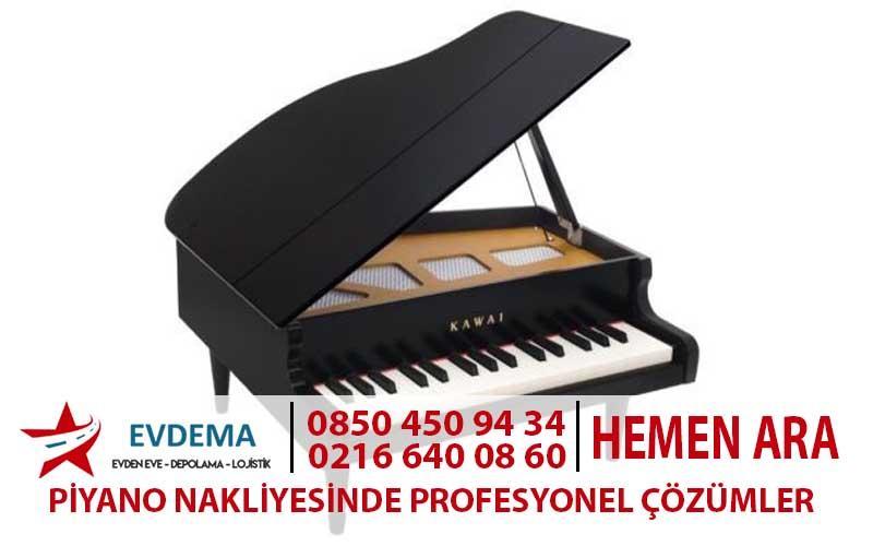 Piyano ve Çelik Kasa Taşımacılığı